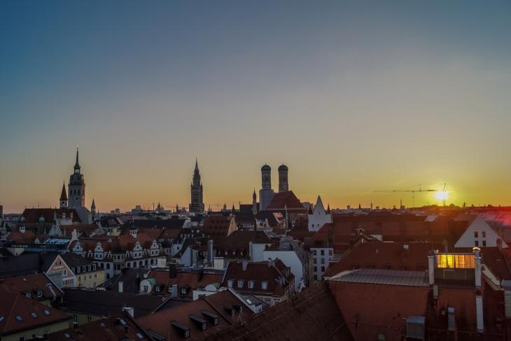 Umzug München-Berlin