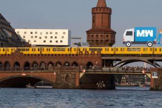 Umzug Friedrichshain-Kreuzberg