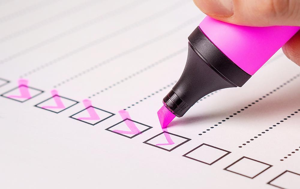 Umzug planen mit Umzugscheckliste: So wird der Umzug stressfrei!