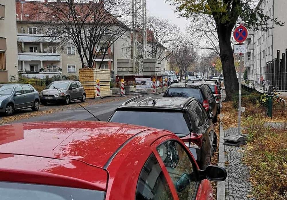 So beantragst du ein Halteverbot für deinen Umzug in Berlin