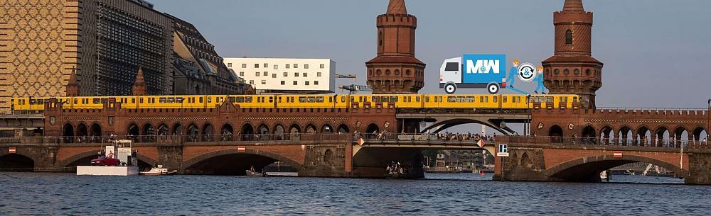 So findest du das beste Umzugsunternehmen in Berlin Friedrichshain: