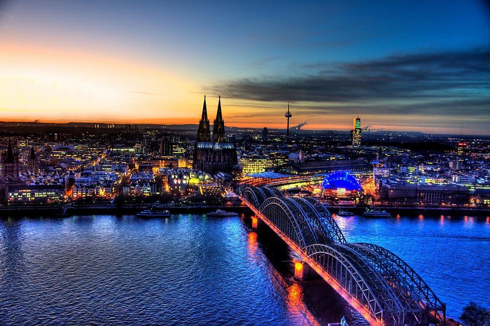 Berlin Köln