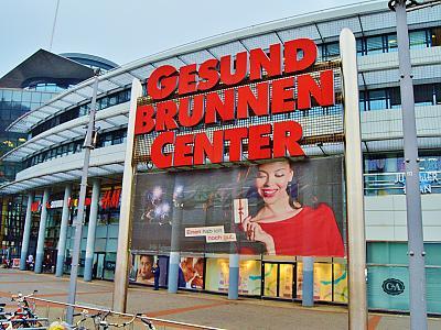 Umzug Berlin Gesundbrunnen